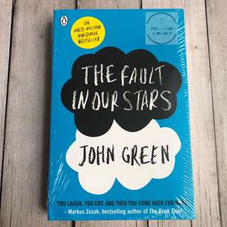 The Fault in Our Stars - John Green (English Version)