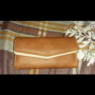 Dompet leather (dompet wanita)