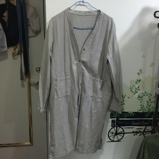 ⭕️長版襯衫