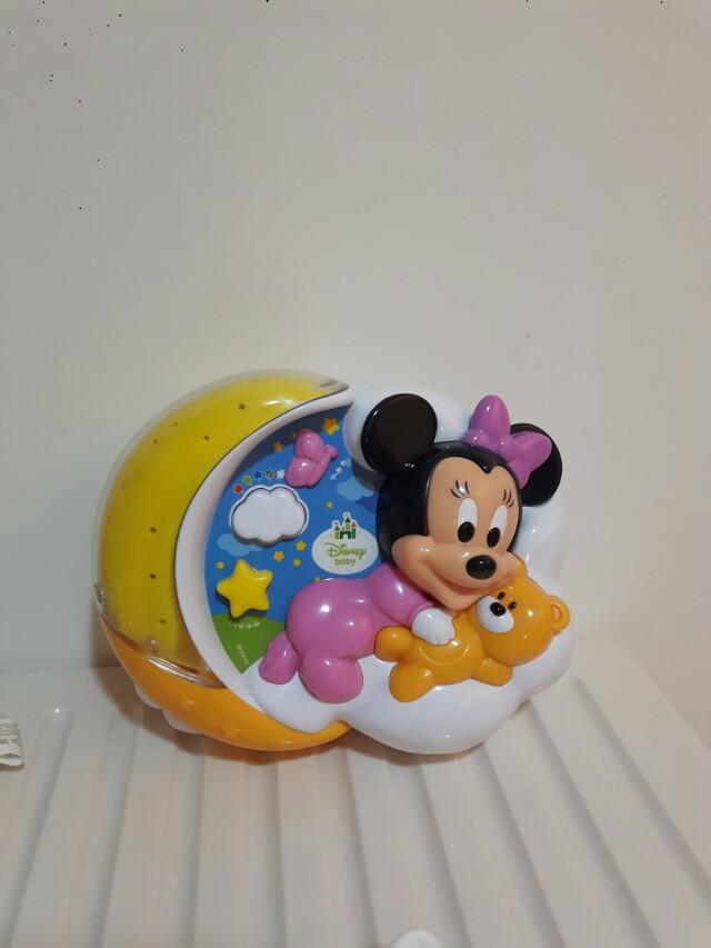 迪士尼嬰兒寶寶音樂鈴/睡眠音樂