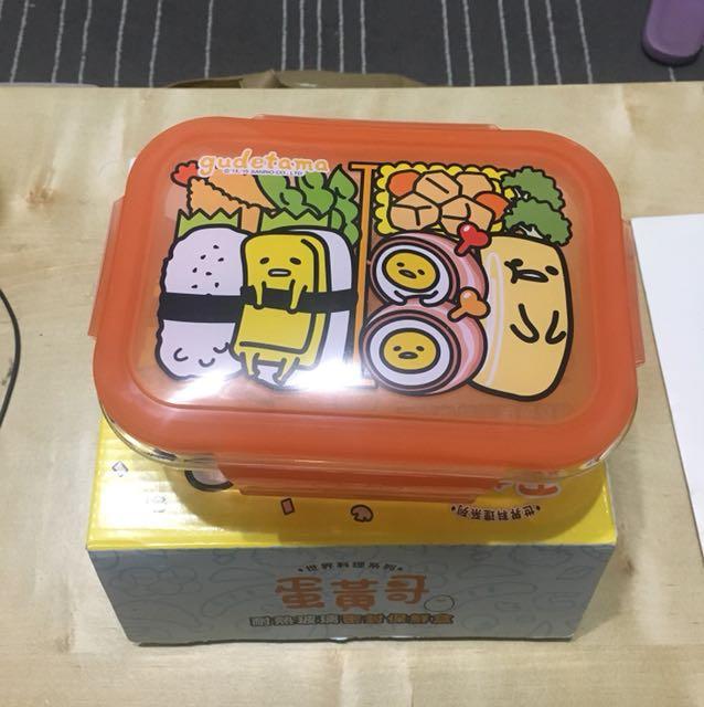蛋黃哥 密封保鮮盒