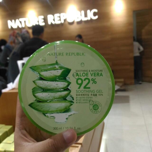 Aloe Vera Gel Nature Republic