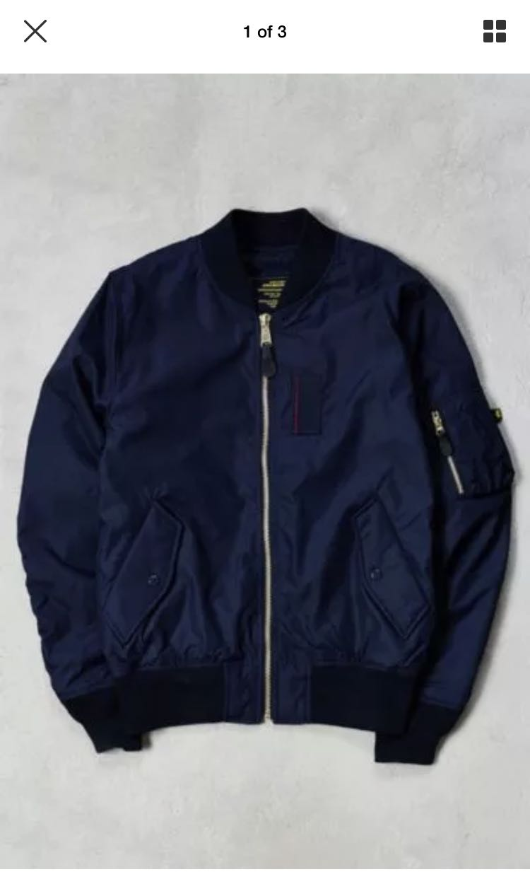 Alpha industry bomber jacket