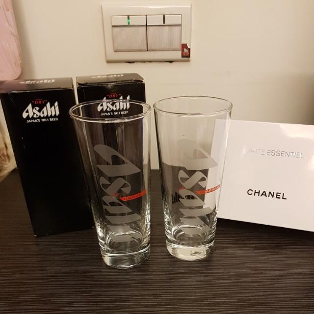 Asahi 啤酒杯