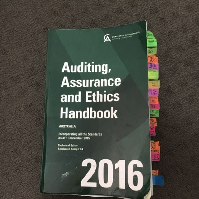 Auditing book 2016