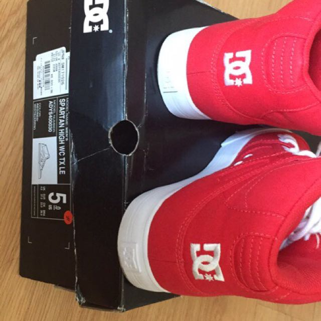 Authentic DC shoes bought in japan