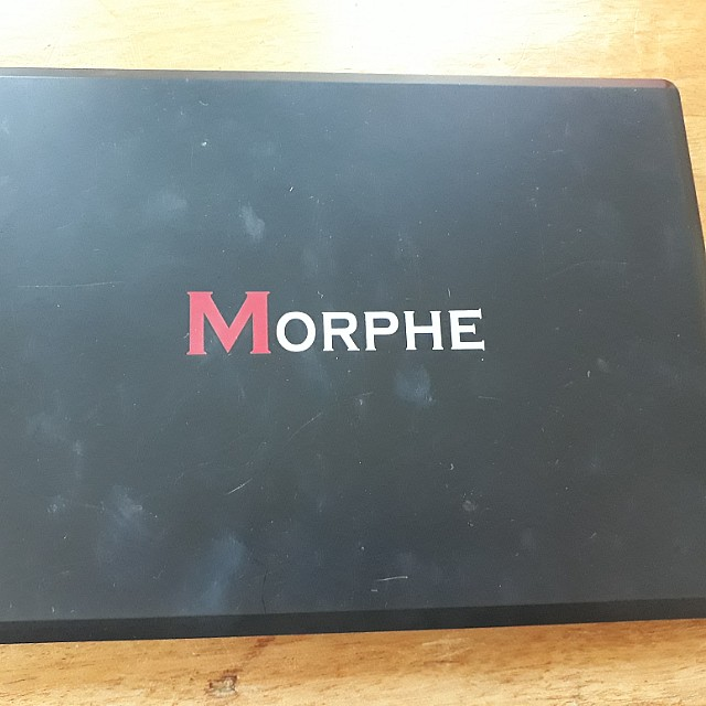 Authentic Morphe 35K
