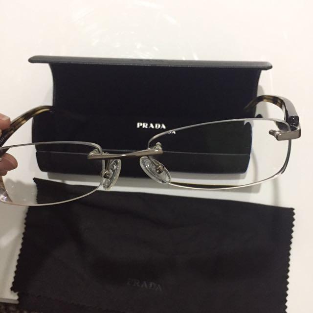 Authentic Prada glasses/ spectacles