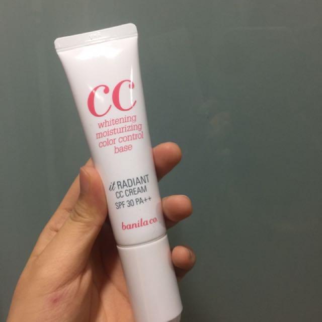 Banila Co. CC cream
