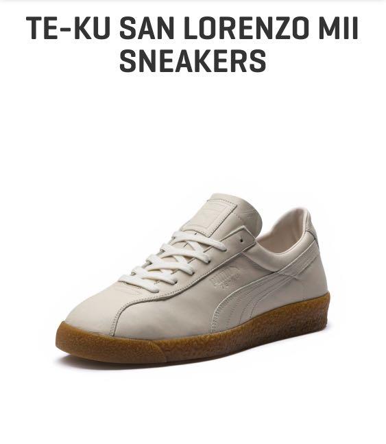 BNIB Puma leather sneakers - current season