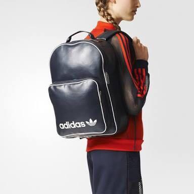 BNWT Vintage Adidas Backpack in Ink