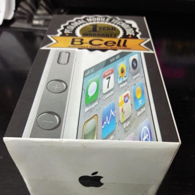 Box iphone 4