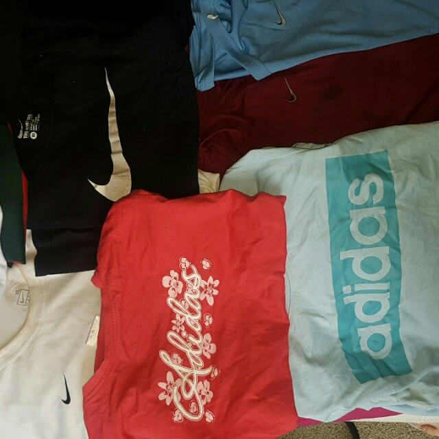 bundle of nike and adidas
