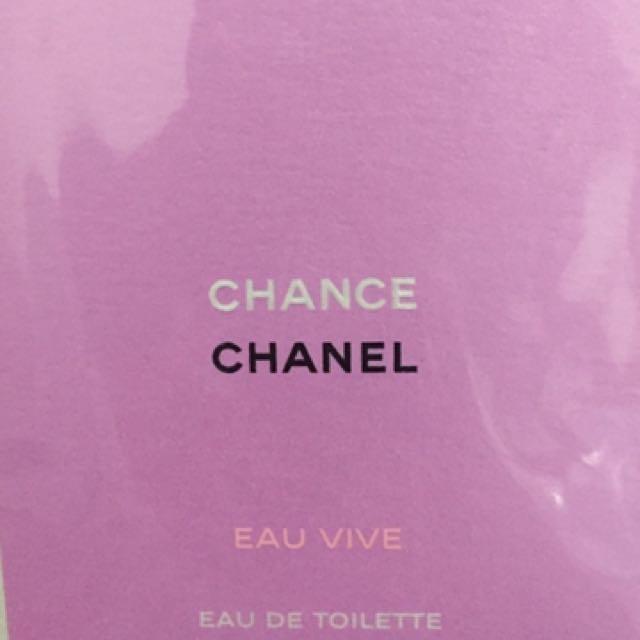 Chanel Edt Origina