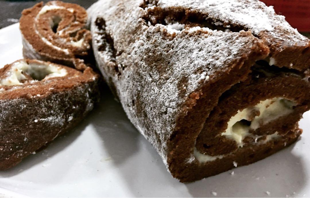 Chocolate Creamcheese Roll ❤️