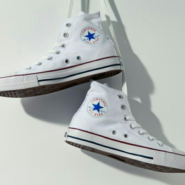 (全新)Converse女高筒鞋25.5