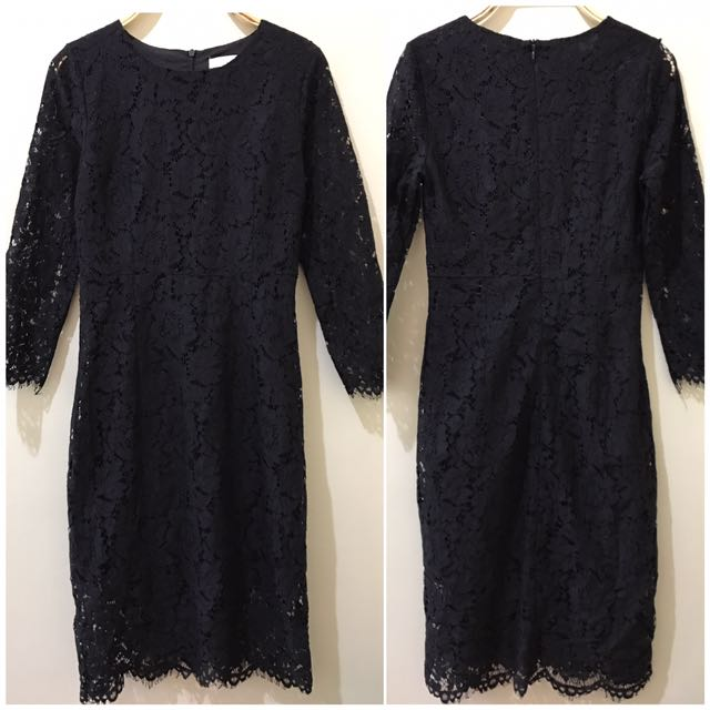 D&G inspired lace dress