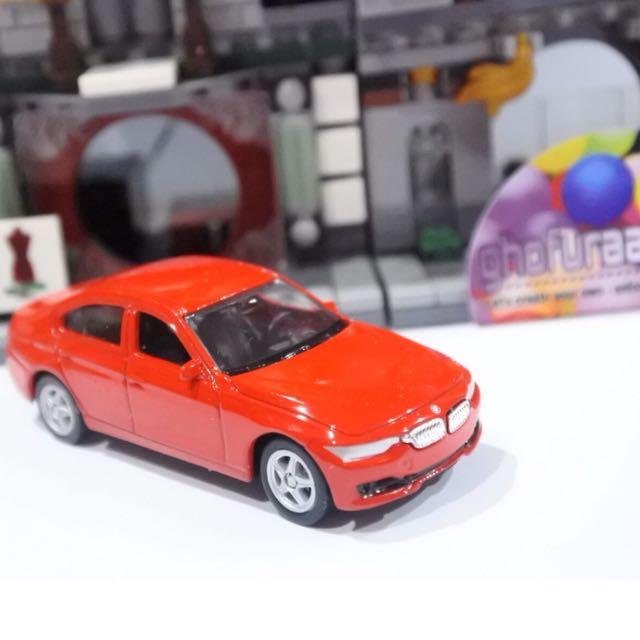 Diecast BMW Skala 60 - Welly Nex Mobil Mainan Miniature