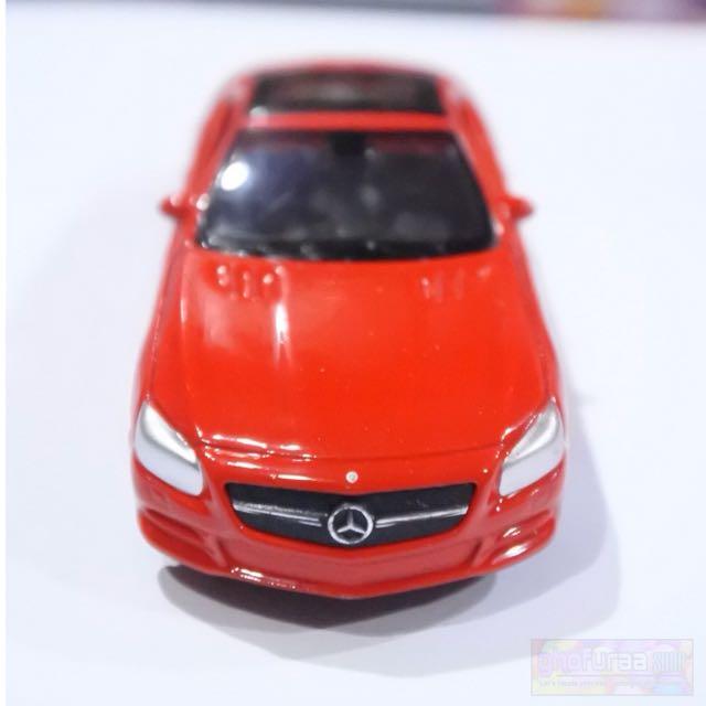 Diecast Mercedes Benz Skala 60 - Welly Nex Mobil Mainan Miniature