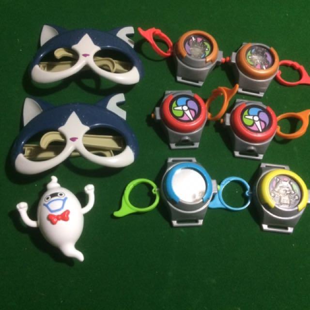 Digimon  McDonald's toys