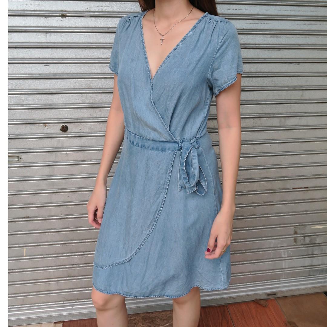 Dress Chambray Cotton On