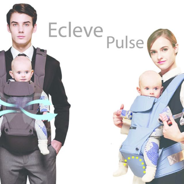 Ecleve pulse韓國大熱揹帶(同款最輕)