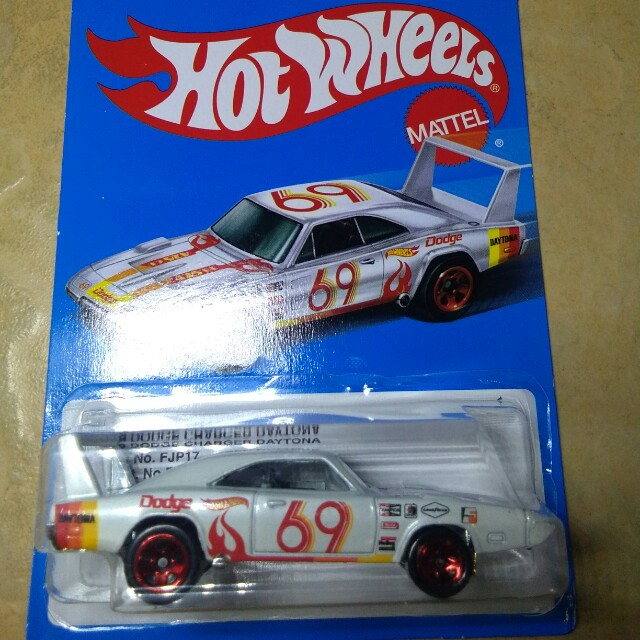 Exclusive Target Dodge Charger Daytona Hot Wheels Toys Games