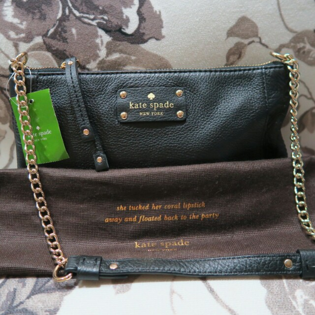 Fast Deal Kate Spade Bag Authentic 330a24d9846b8