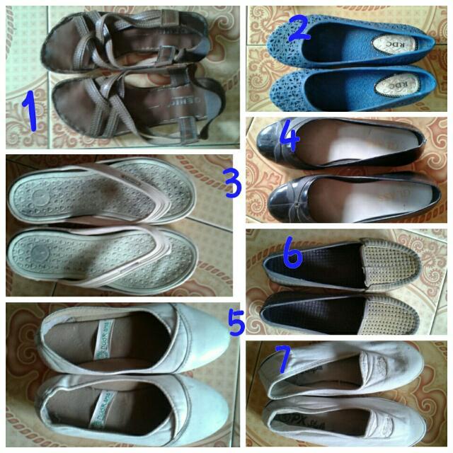 Flat Shoes Dan Sandal