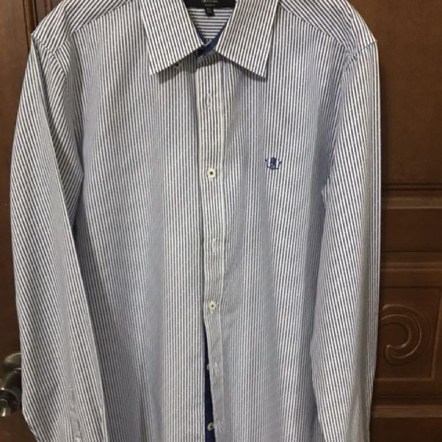 G2000襯衫 直條紋