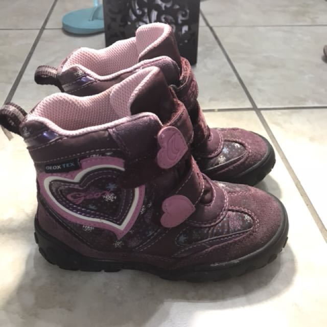 Geox boots for toddlers