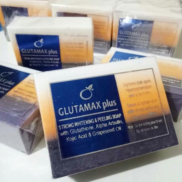 Glutamax Plus Soap
