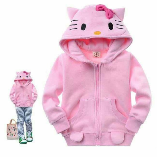Hello Kitty Hoodie for Kids