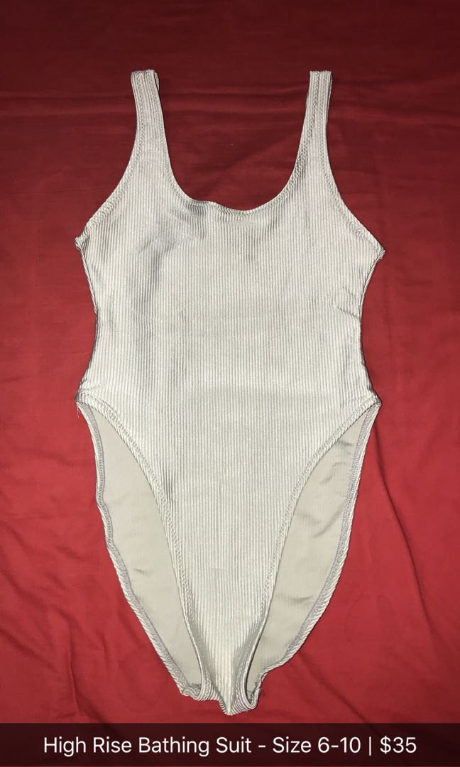 High Rise Swimming Suit