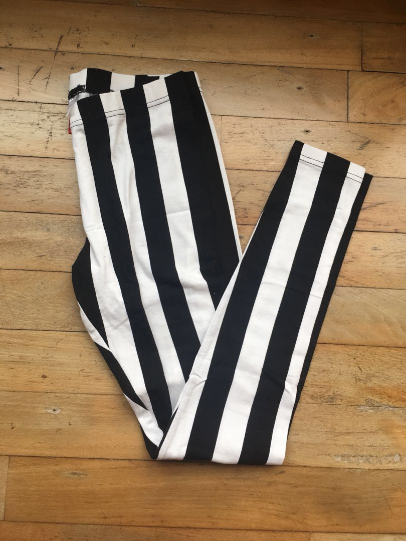 H&M Striped Legging