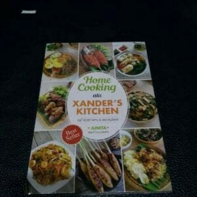 Home Cooking ala Xander`s Kitchen