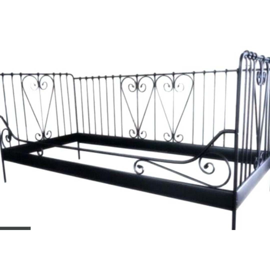Ikea Metal Bed