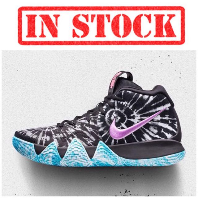 6a4cba25729f07 IN STOCK Men s Nike KYRIE 4 ALL STAR