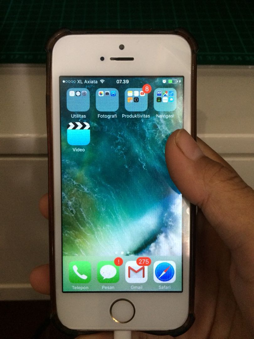 iPhone 5s 16Gb gold ori