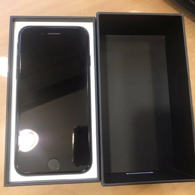 iPhone 7 128g 曜石黑