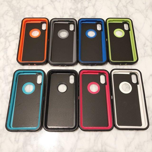 iPhone X O-Box Case