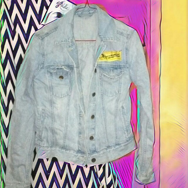 Jaket jeans/ outer