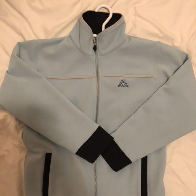 Kappa Track Sweater