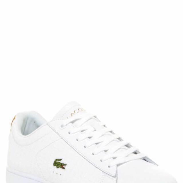 Lacoste Croc Embossed Evo G117 Sneakers