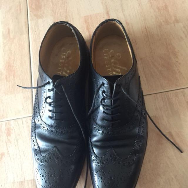 Leather Shoes 3dm lifestyle, Men's