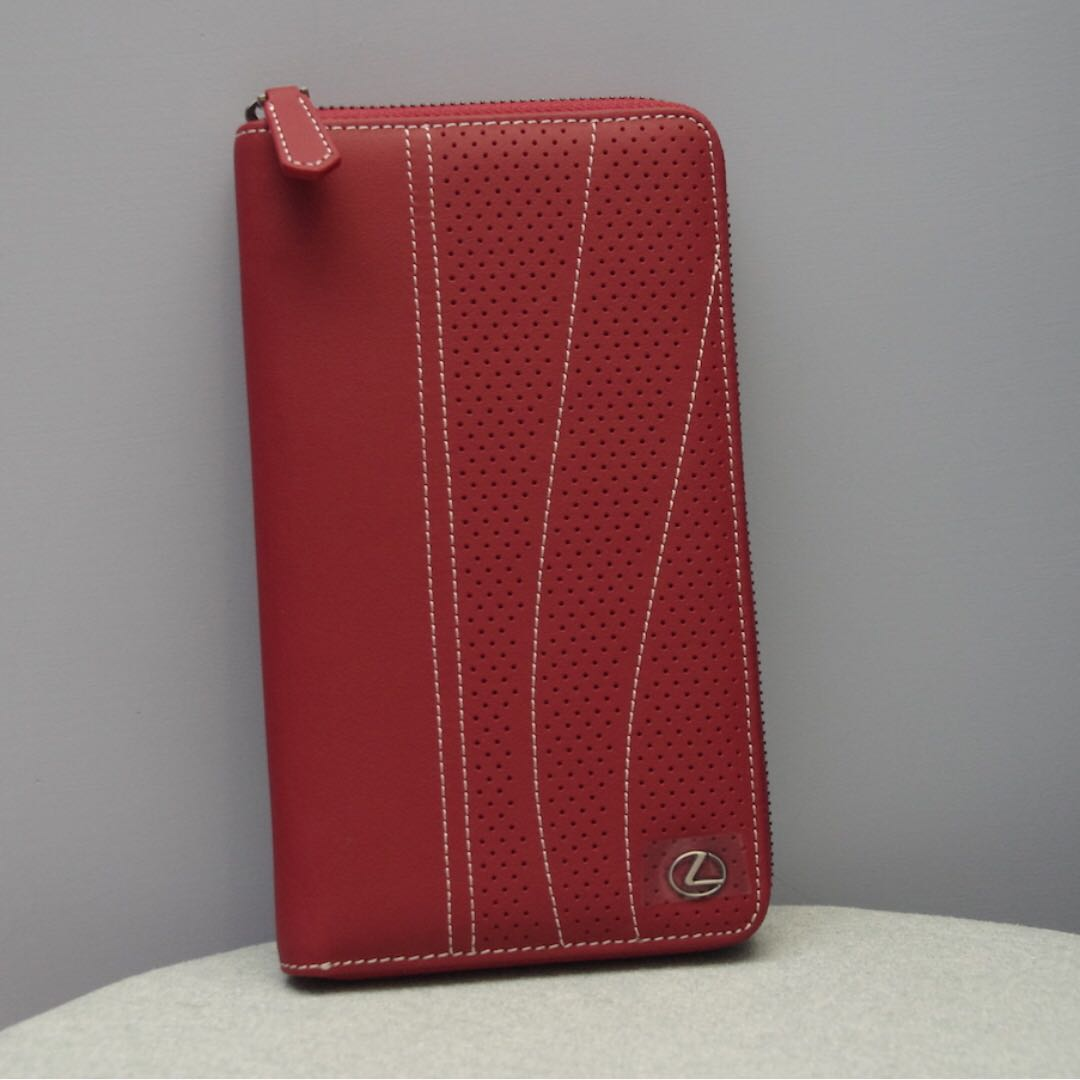 LEXUS 極藝尊榮護照包
