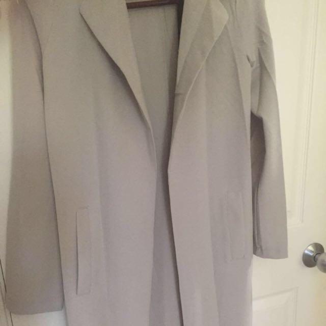 Long Blazer / Duster Coat