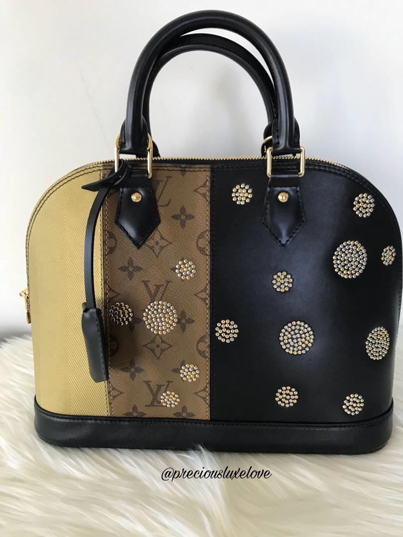 Louis Vuitton Limited Edition Alma Bag