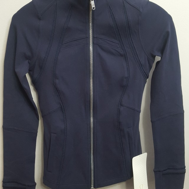 Lululemon Define jacket SE wing mesh