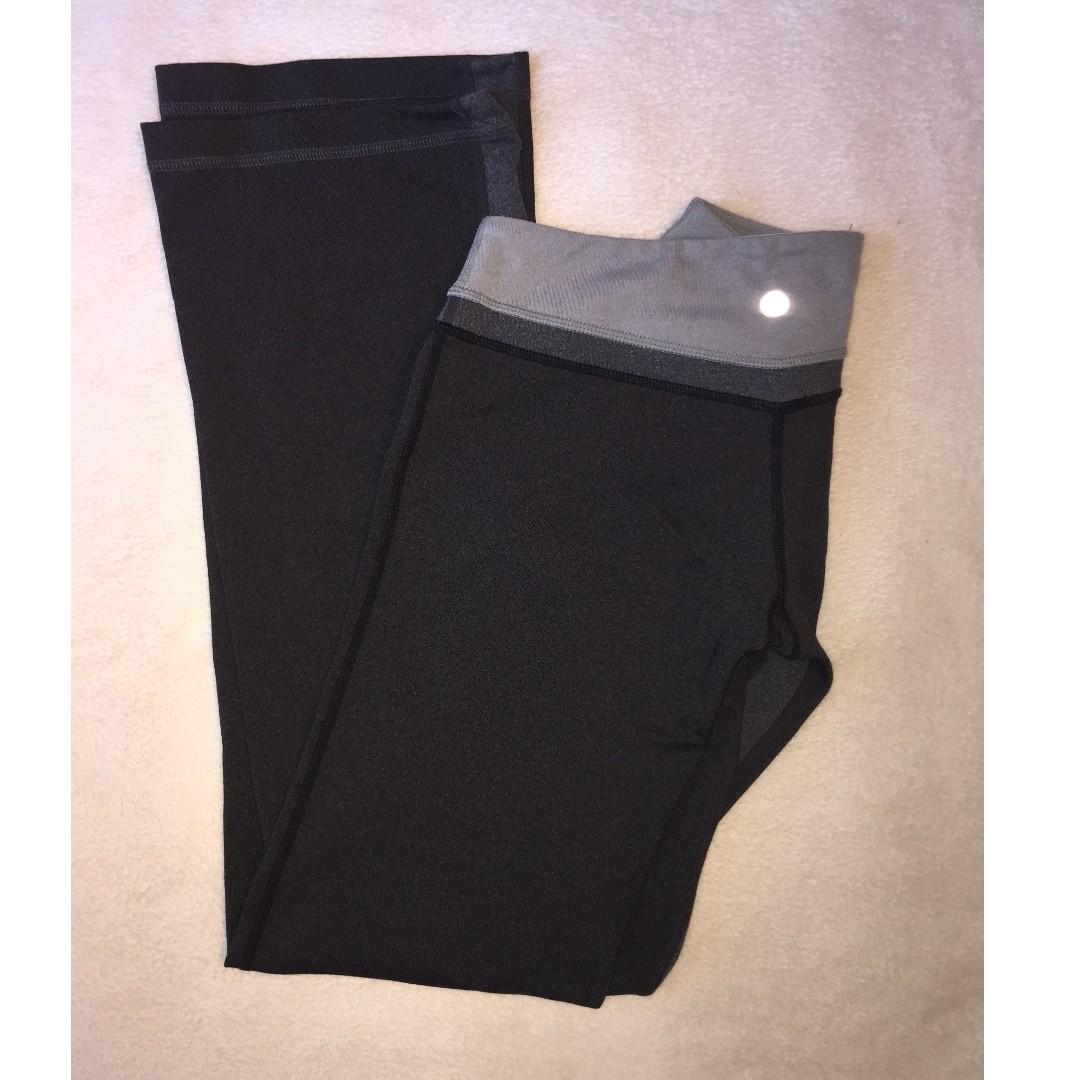 LULULEMON GREY Groove Pants